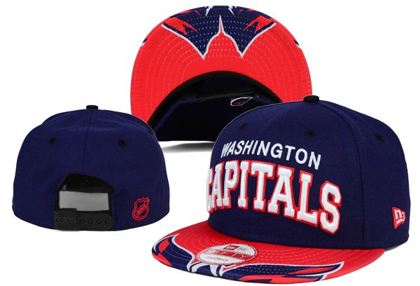 2017 NHL Washington Capitals Snapback hat XDFMY