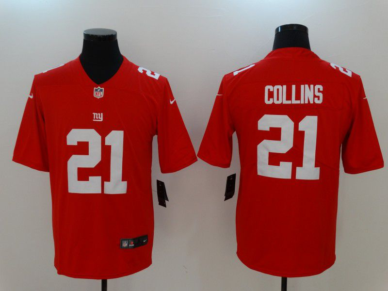 24b5850882f best price landon collins white womens stitched nfl limited rush jersey men new  york giants 21
