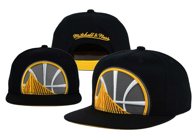 2017 NBA Golden State Warriors Snapback hat