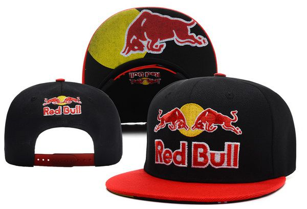 2017 NBA Red Bull Snapback 2 hat