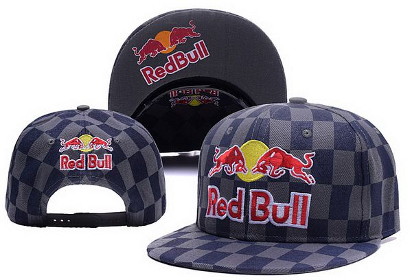 2017 NBA Red Bull Snapback 3 hat