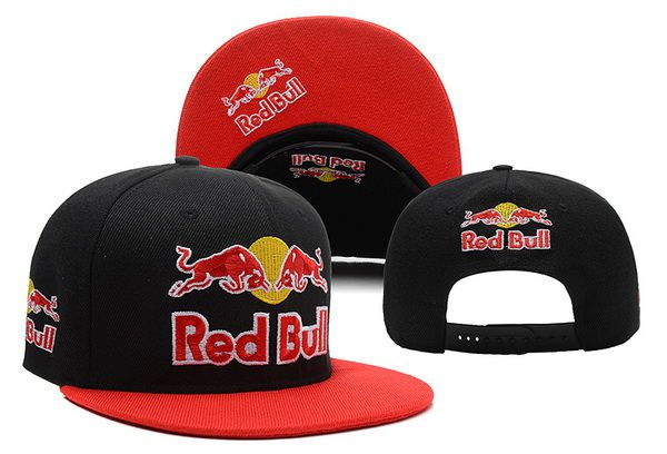 2017 NBA Red Bull Snapback Black hat