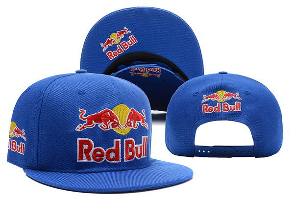 2017 NBA Red Bull Snapback Blue hat