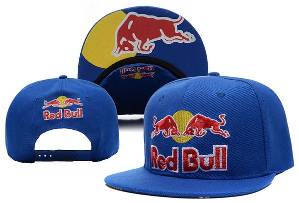 2017 NBA Red Bull Snapback Bull hat