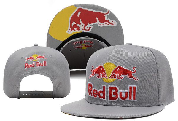 2017 NBA Red Bull Snapback Grey hat