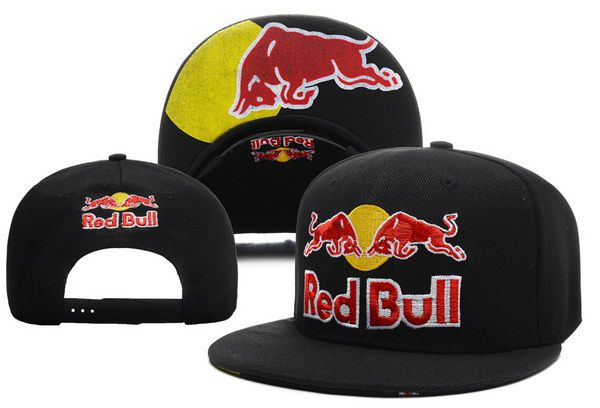 2017 NBA Red Bull Snapback hat
