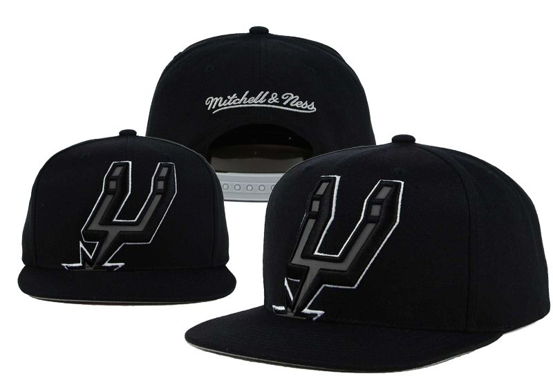 2017 NBA San Antonio Spurs Snapback hat
