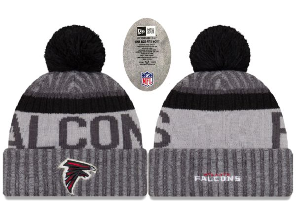 2017 NFL Atlanta Falcons Knit Beanie XDFMY hat
