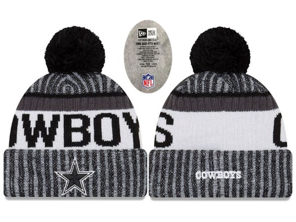 2017 NFL Dallas Cowboys Knit Beanie 2 XDFMY hat