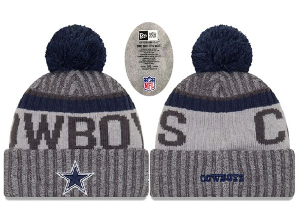 2017 NFL Dallas Cowboys Knit Beanie xdfmy hat