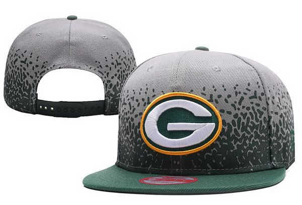 2017 NFL Green Bay Packers Snapback hat