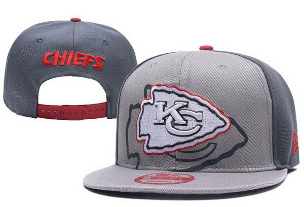 2017 NFL Kansas City Chiefs Snapback xdfmy hat