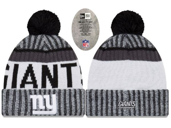 2017 NFL New York Giants Knit Beanie 3 xdfmy hat