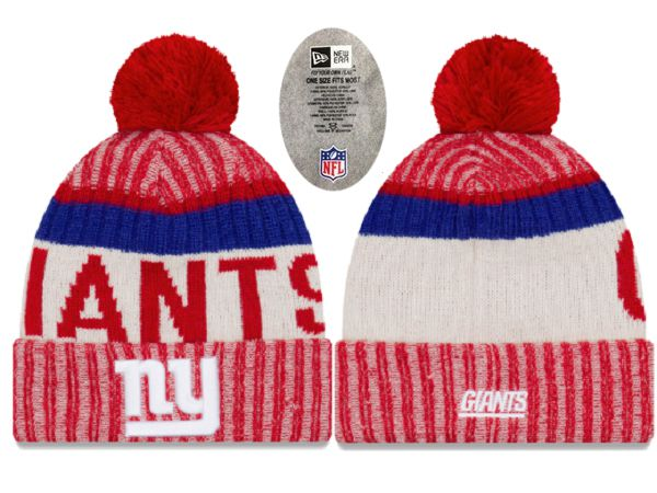 2017 NFL New York Giants Knit Beanie xdfmy hat