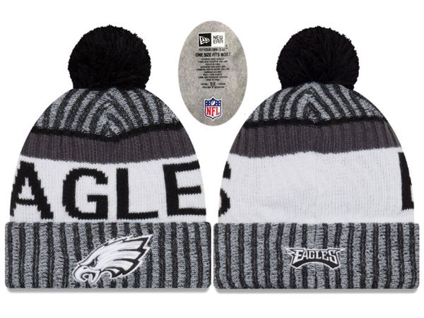 2017 NFL Philadelphia Eagles Knit Beanie 3 xdfmy hat