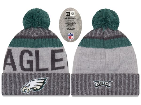 2017 NFL Philadelphia Eagles Knit Beanie xdfmy hat
