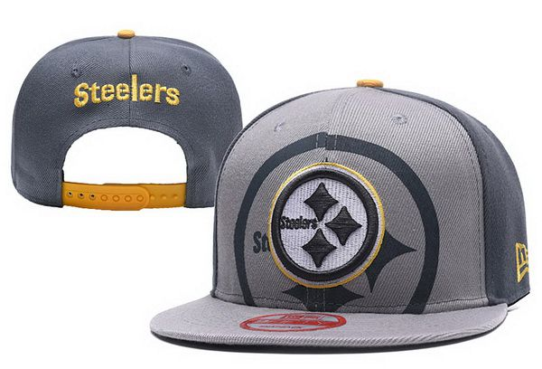 2017 NFL Pittsburgh Steelers Snapback xdfmy hat