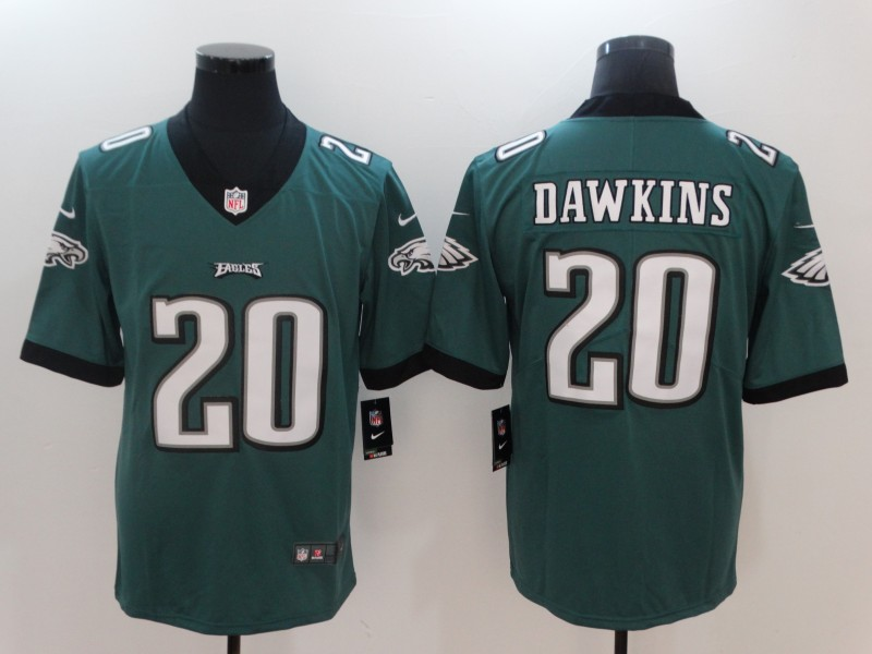finest Kickers about the historical of this american footbal Men%20Philadelphia%20Eagles%2020%20Dawkins%20Green%20Nike%20Vapor%20Untouchable%20Limited%20NFL%20Jerseys