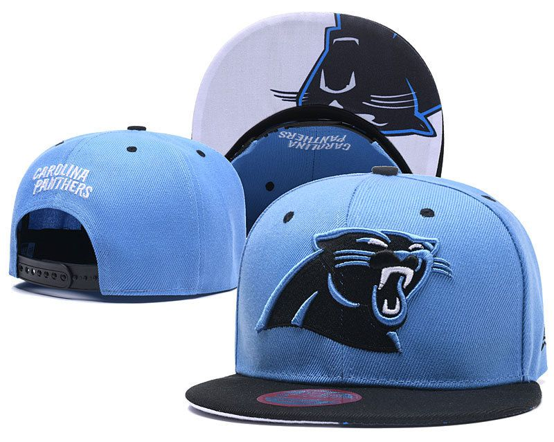 9b089bd5c 2018 NFL Carolina Panthers Snapbacks hat LTMY