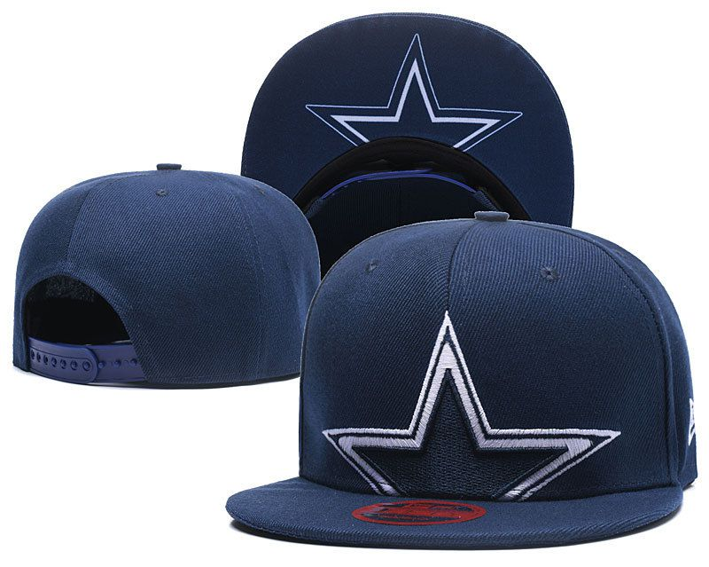 2018 NFL Dallas Cowboys Snapback hat LTMY