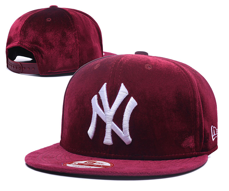 2018 MLB New York Yankees Snapback hat