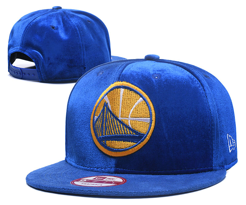 2018 NBA Golden State Warriors Snapback hat
