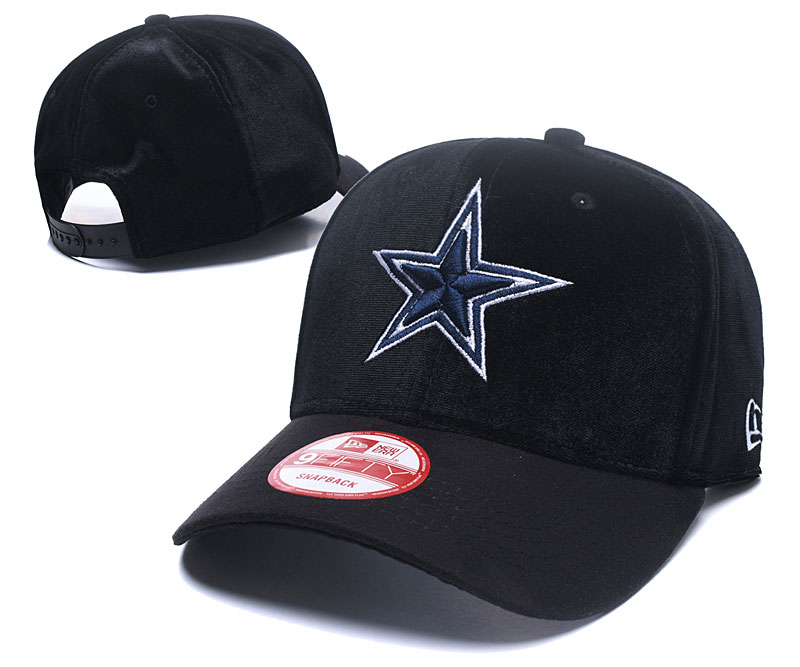 2018 NFL Dallas cowboys Snapback hat 1