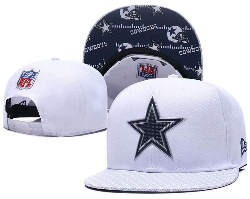 2018 NFL Dallas cowboys Snapback hat DFmy23