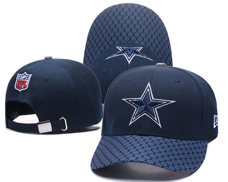 2018 NFL Dallas cowboys Snapback hat DFmy24