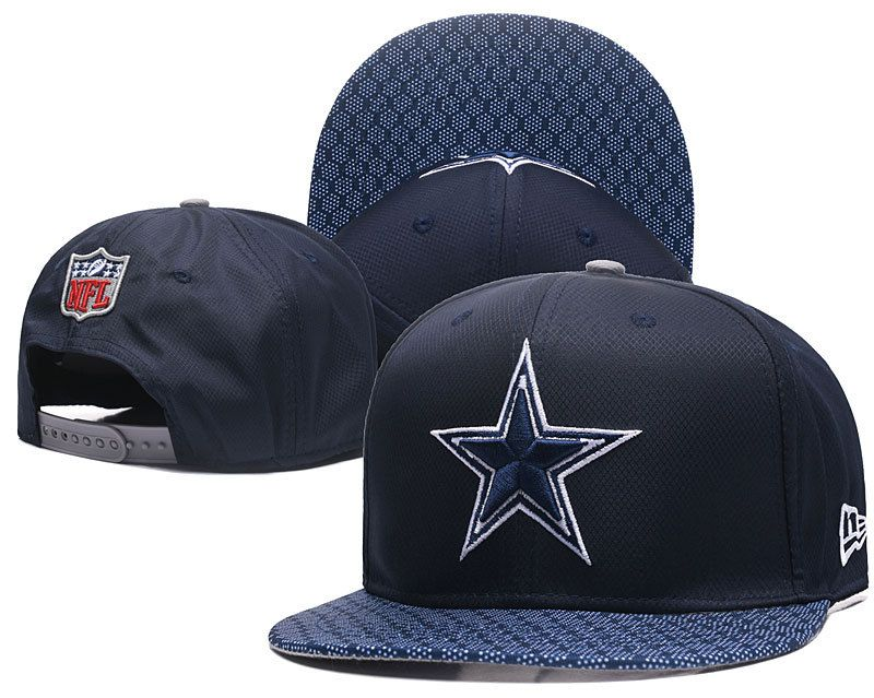 2018 NFL Dallas cowboys Snapback hat DFmy25