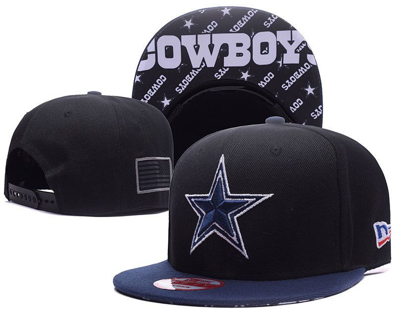 2018 NFL Dallas cowboys Snapback hat DFmy27