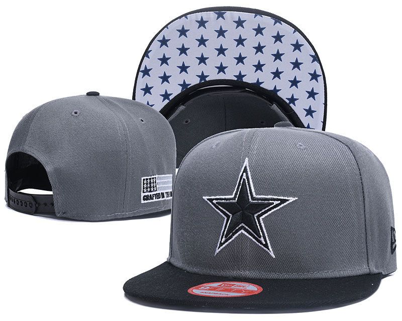 2018 NFL Dallas cowboys Snapback hat DFmy28