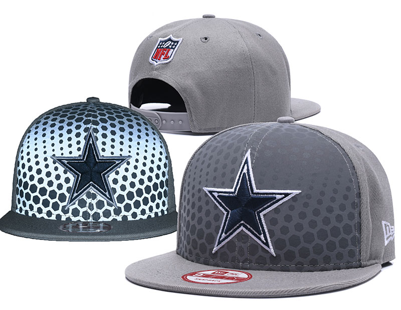 2018 NFL Dallas cowboys Snapback hat