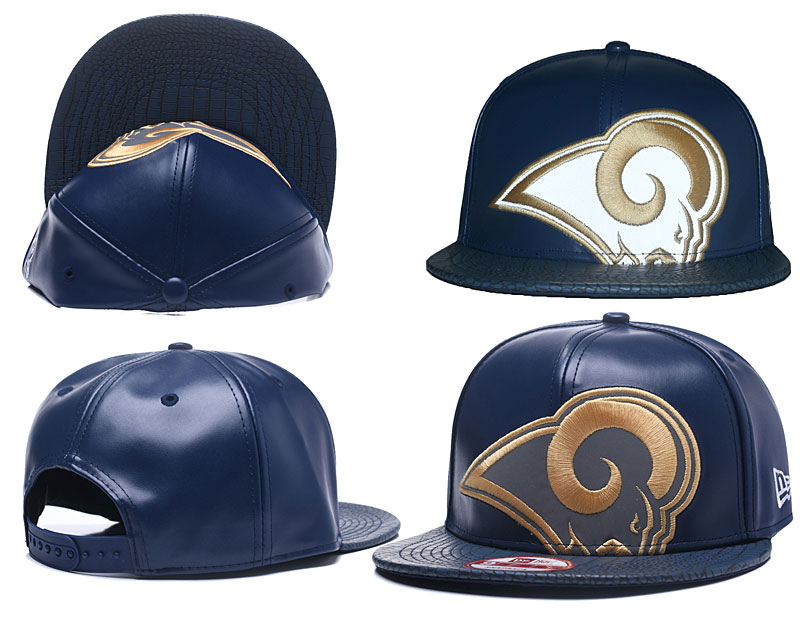 2018 NFL Los Angeles Rams Snapback hat