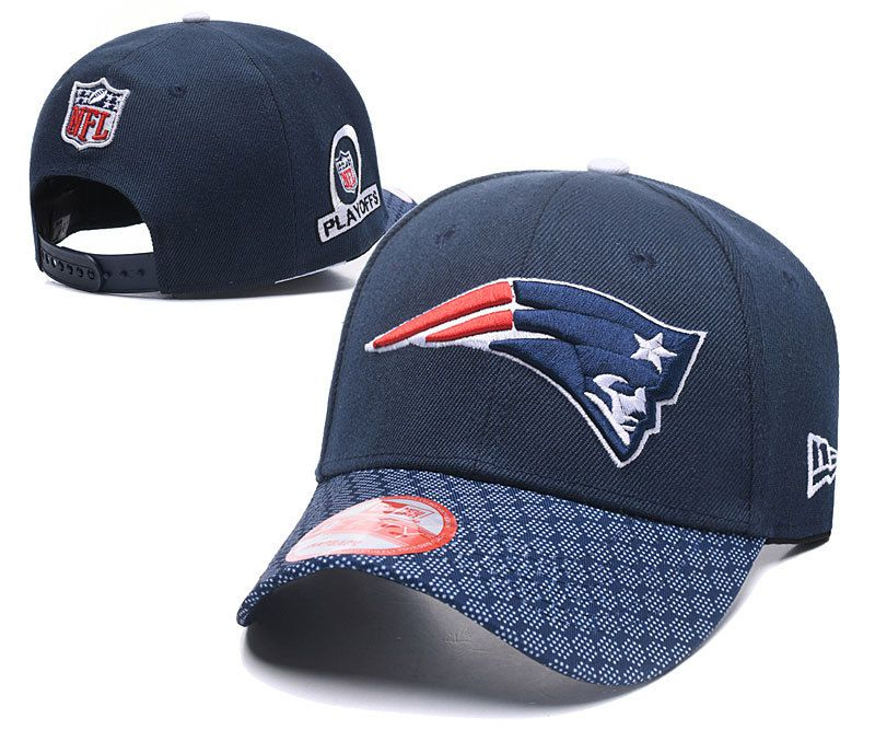 2018 NFL New England Patriots A duck tongue hat DFmy2