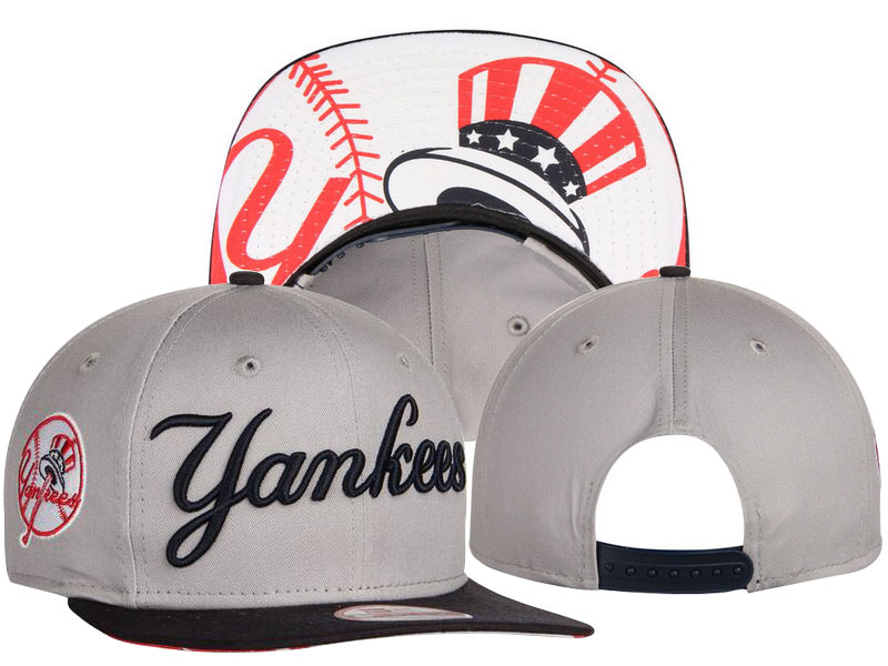 2018 MLB New York Yankees Snapback hat LTMY