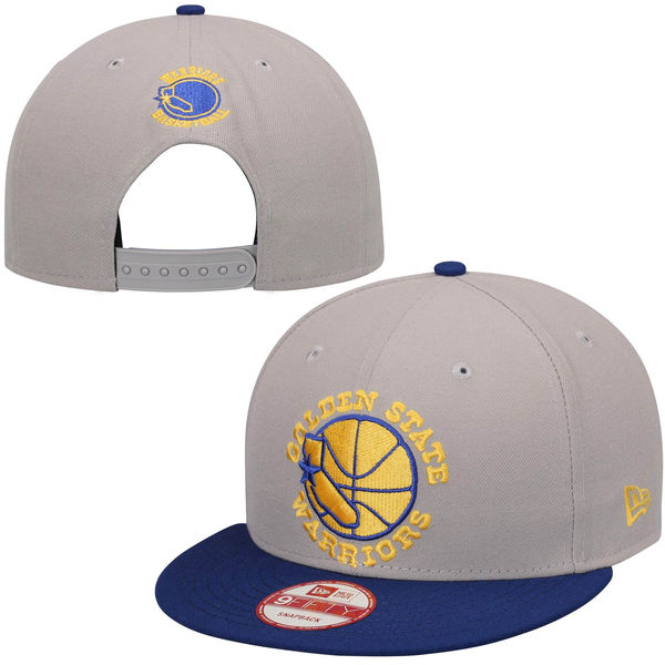 2018 NBA Golden State Warriors Snapback hat hat LTMY