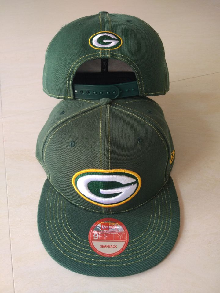 2018 NFL Green Bay Packers Snapback hat LTMY