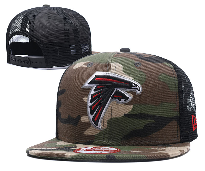 2018 NFL Atlanta Falcons Snapback hat 426