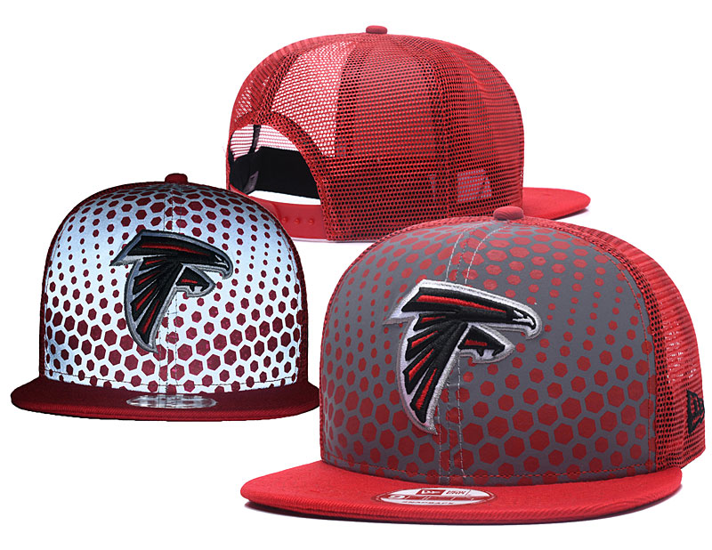 2018 NFL Atlanta Falcons Snapback hat 4261