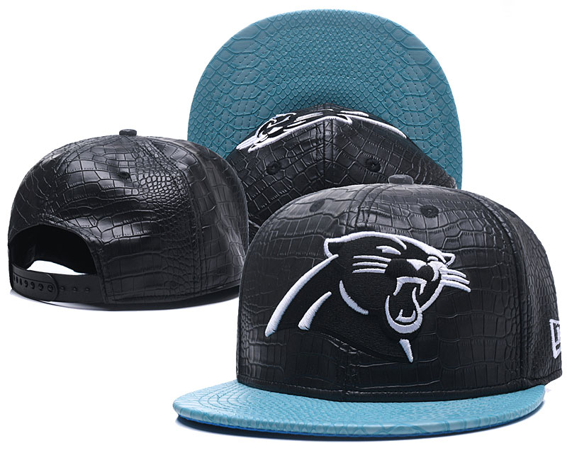 2018 NFL Carolina Panthers Snapback hat 426