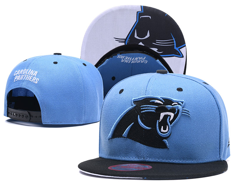 2018 NFL Carolina Panthers Snapback hat LTMY