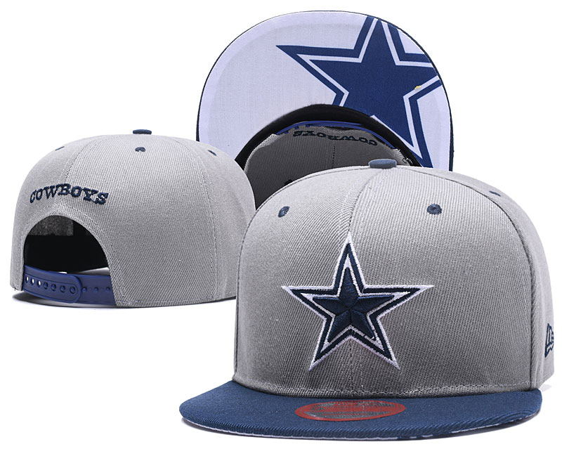 2018 NFL Dallas Cowboys Snapback 4 hat LTMY