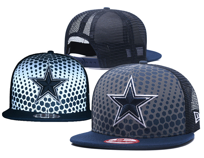 2018 NFL Dallas cowboys Snapback hat 426