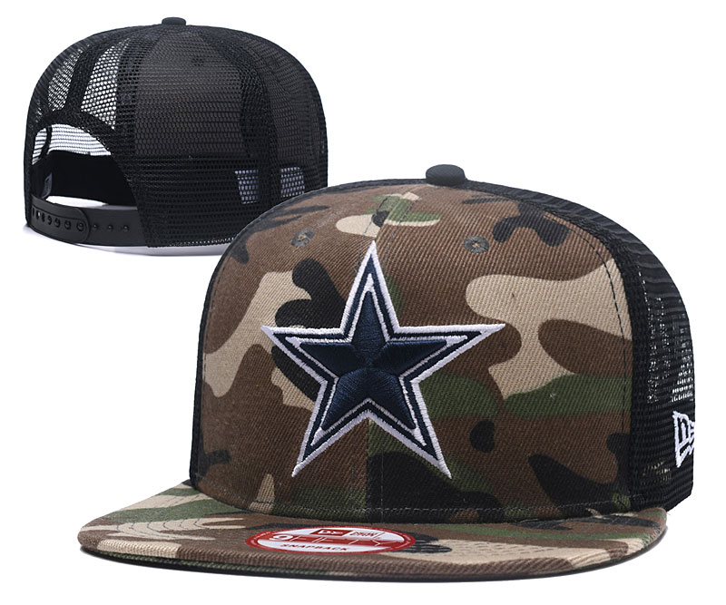 2018 NFL Dallas cowboys Snapback hat 4261