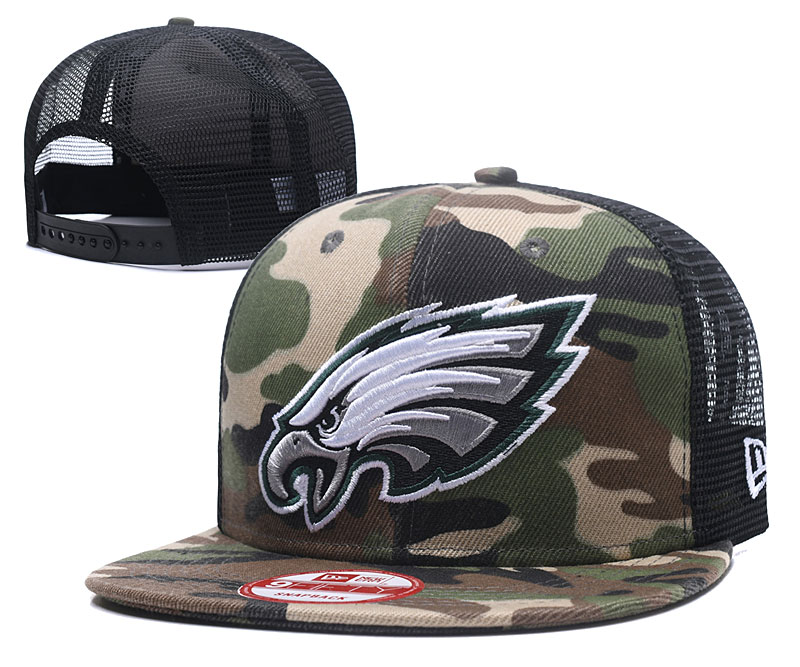 2018 NFL Philadelphia Eagles Snapback hat 426