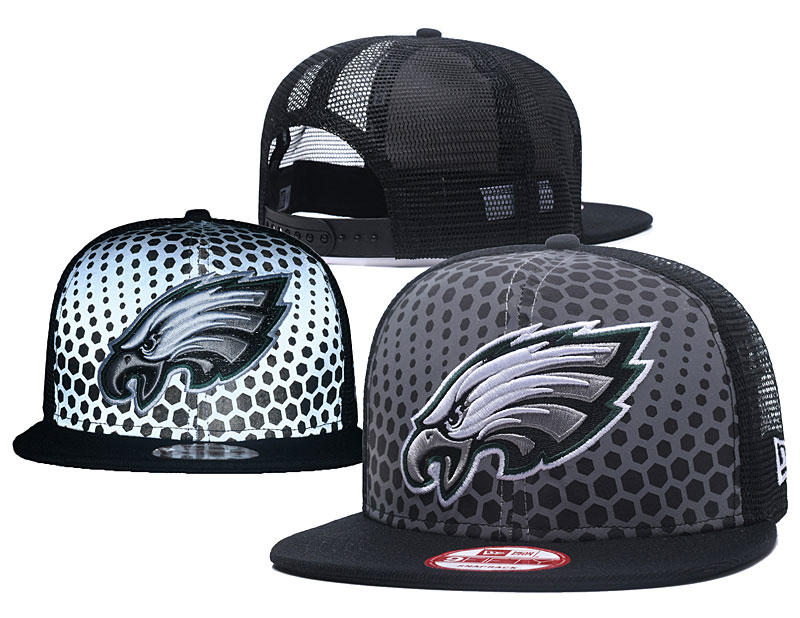 2018 NFL Philadelphia Eagles Snapback hat 4261
