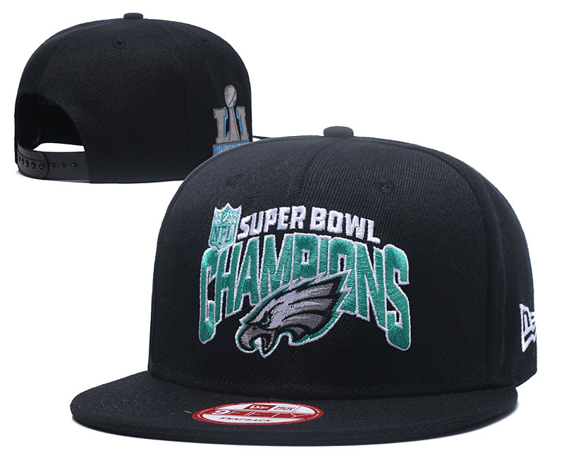 2018 NFL Philadelphia Eagles Snapback hat 4262