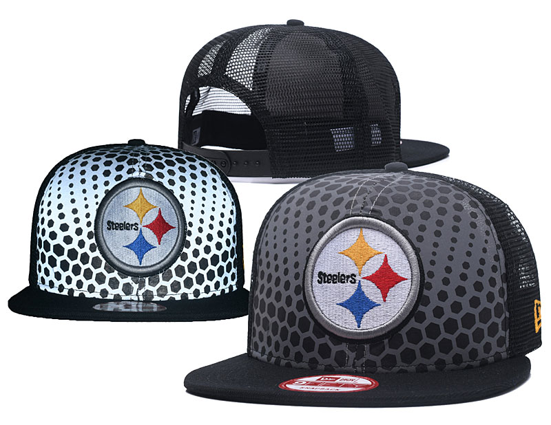 2018 NFL Pittsburgh Steelers Snapback hat 426