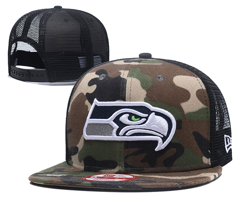 2018 NFL Seattle Seahawks Snapback hat 4261